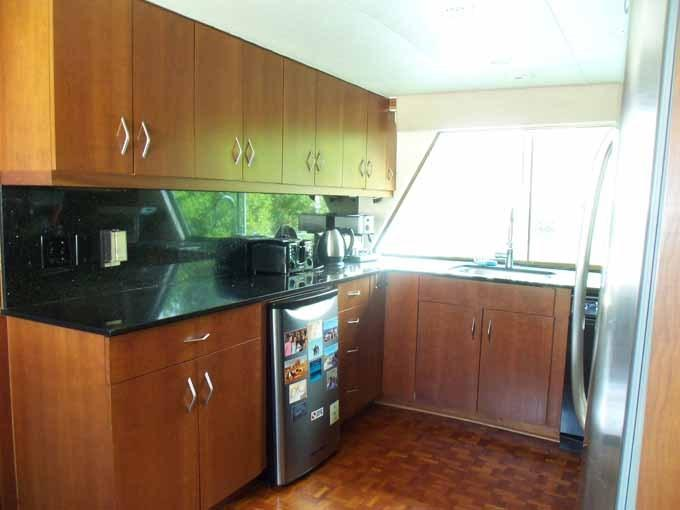 77 Hatteras Galley
