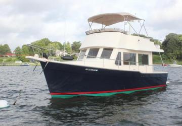 35' Mainship 2005