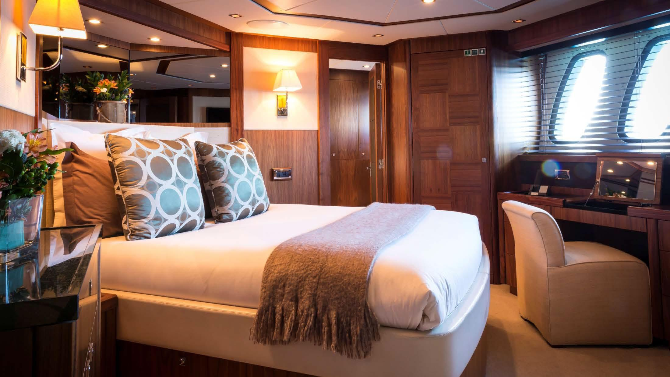 121 Sunseeker Guest Stateroom