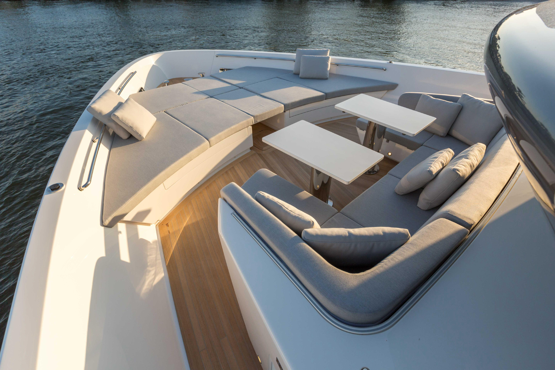 hideout sanlorenzo 88 yachts for sale
