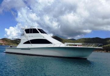 62' Ocean Yachts 2002