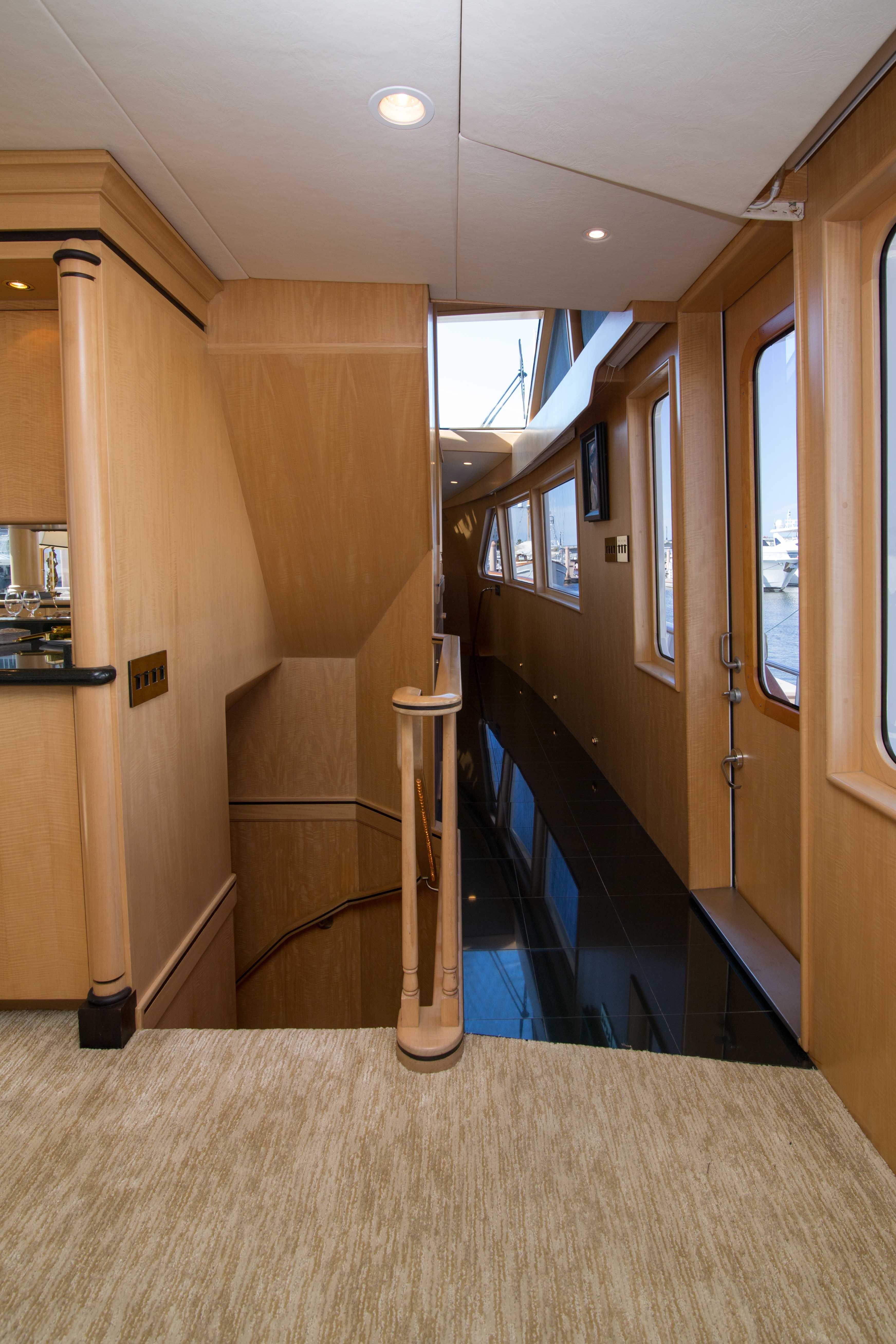 85 Burger To Helm or Staterooms