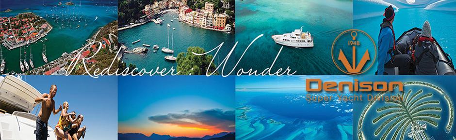 Denison Yacht Sales Charters