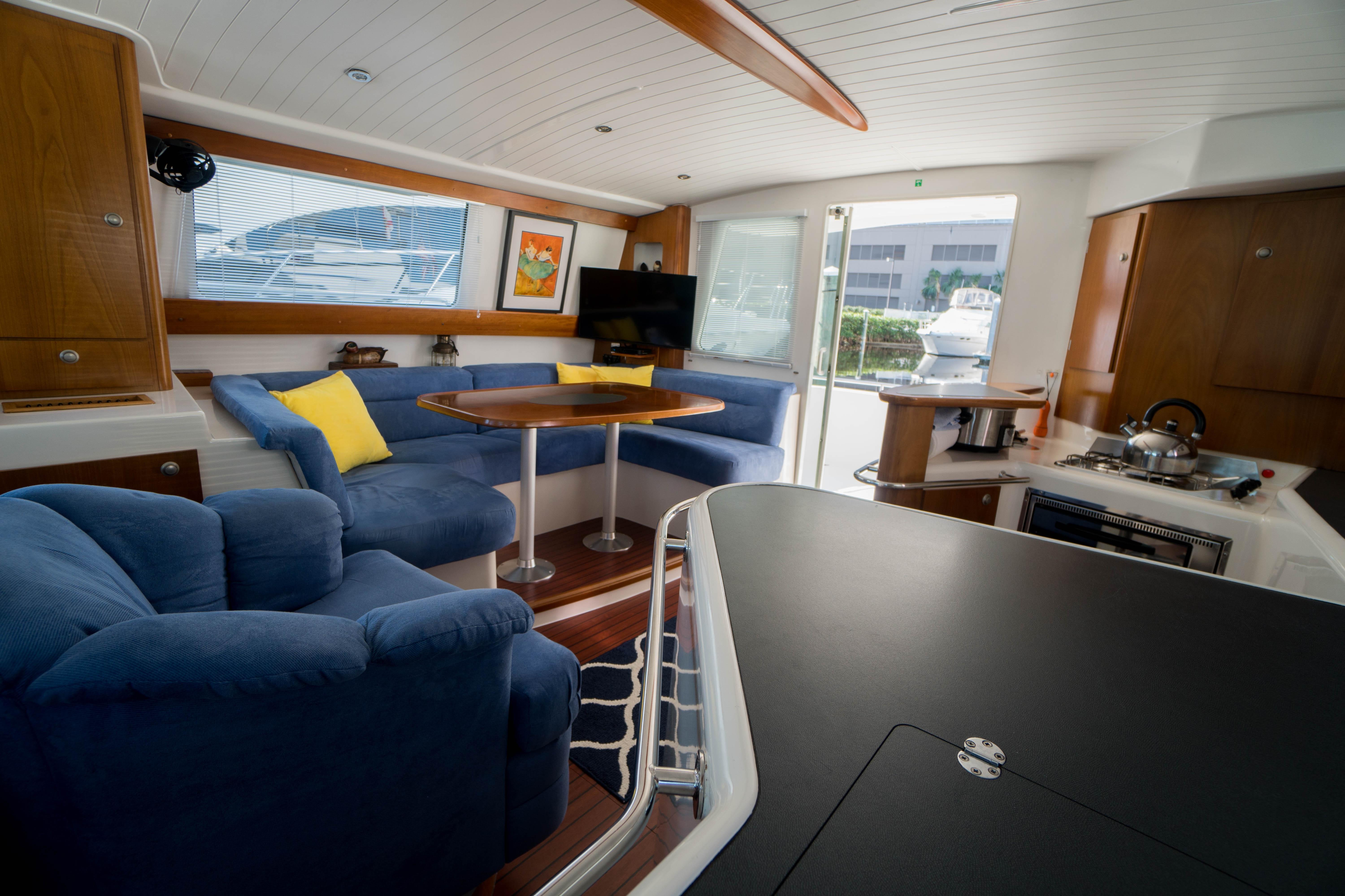37 Fountaine Pajot 2002 Fort Myers Florida Sold on 2018 03 16 by