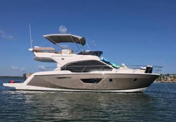 New Seas 42' Sessa Marine 2020