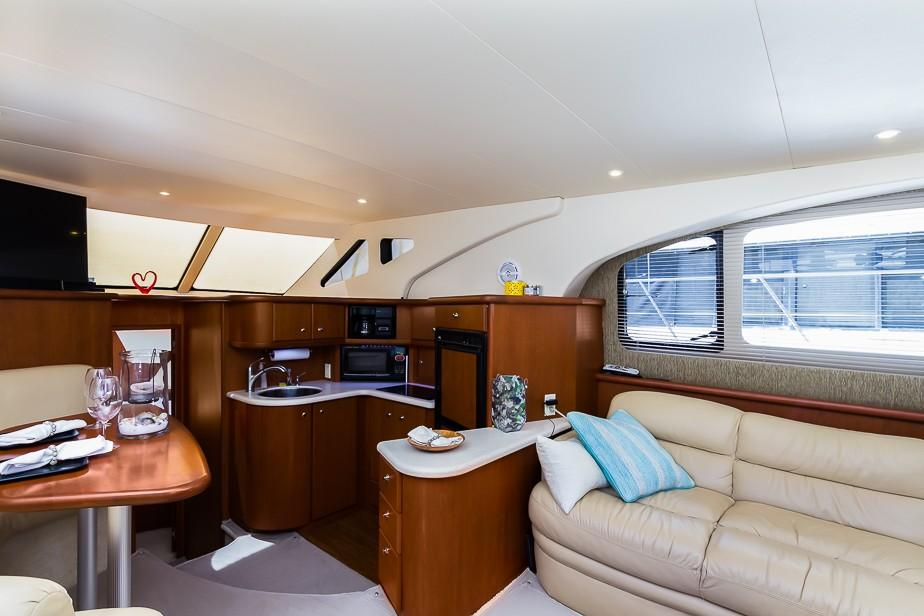 35 Silverton Couch and galley