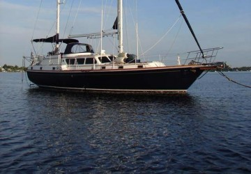 Lyric 47' Gulfstar 1979