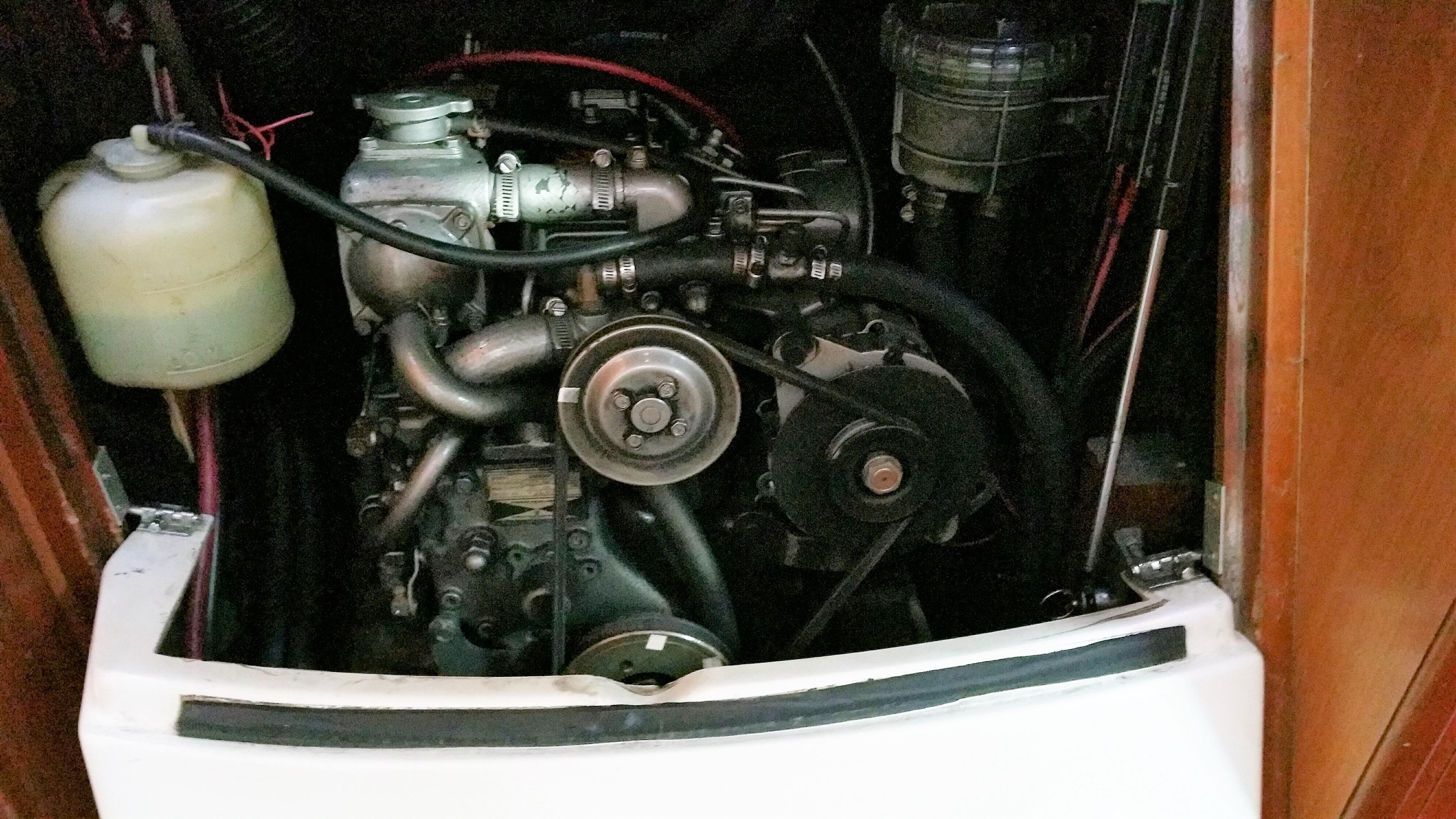 36 Beneteau Yanmar diesel