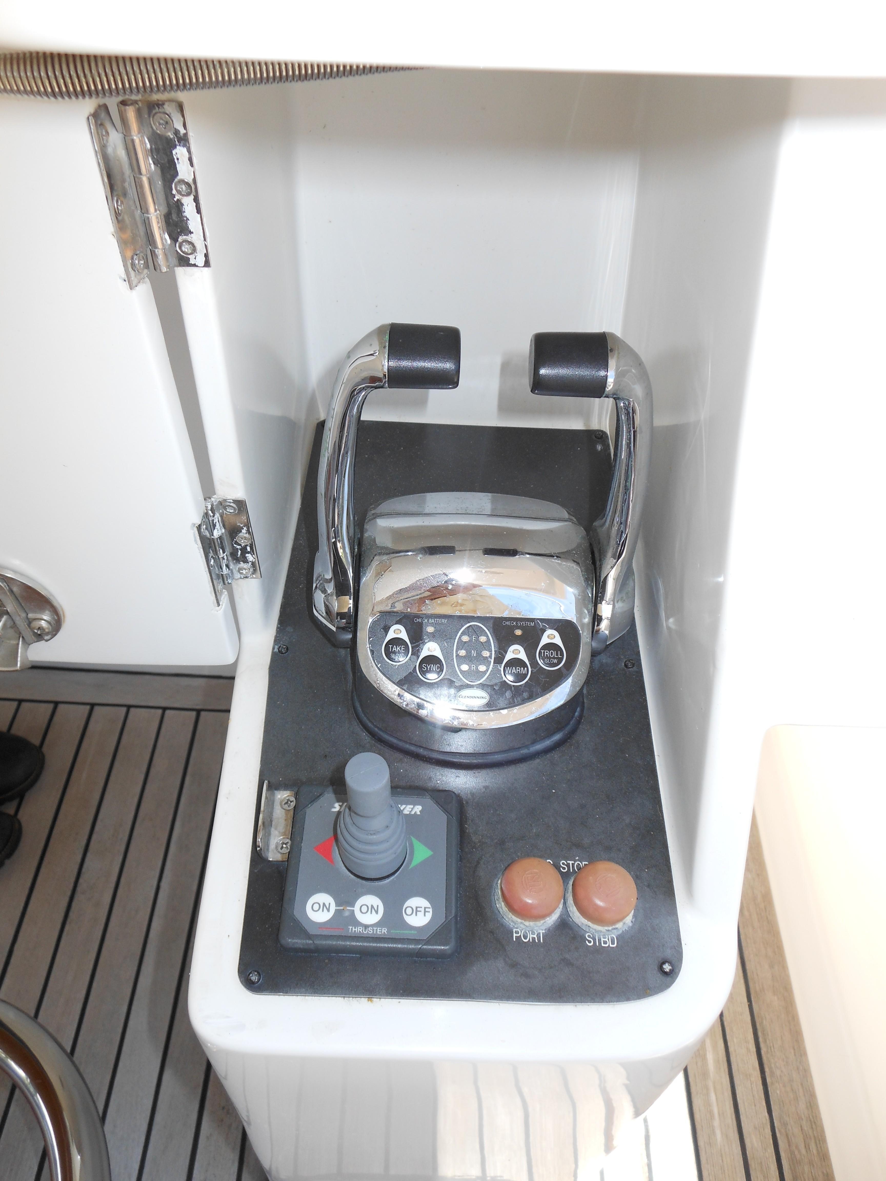 58 Symbol Cockpit controls