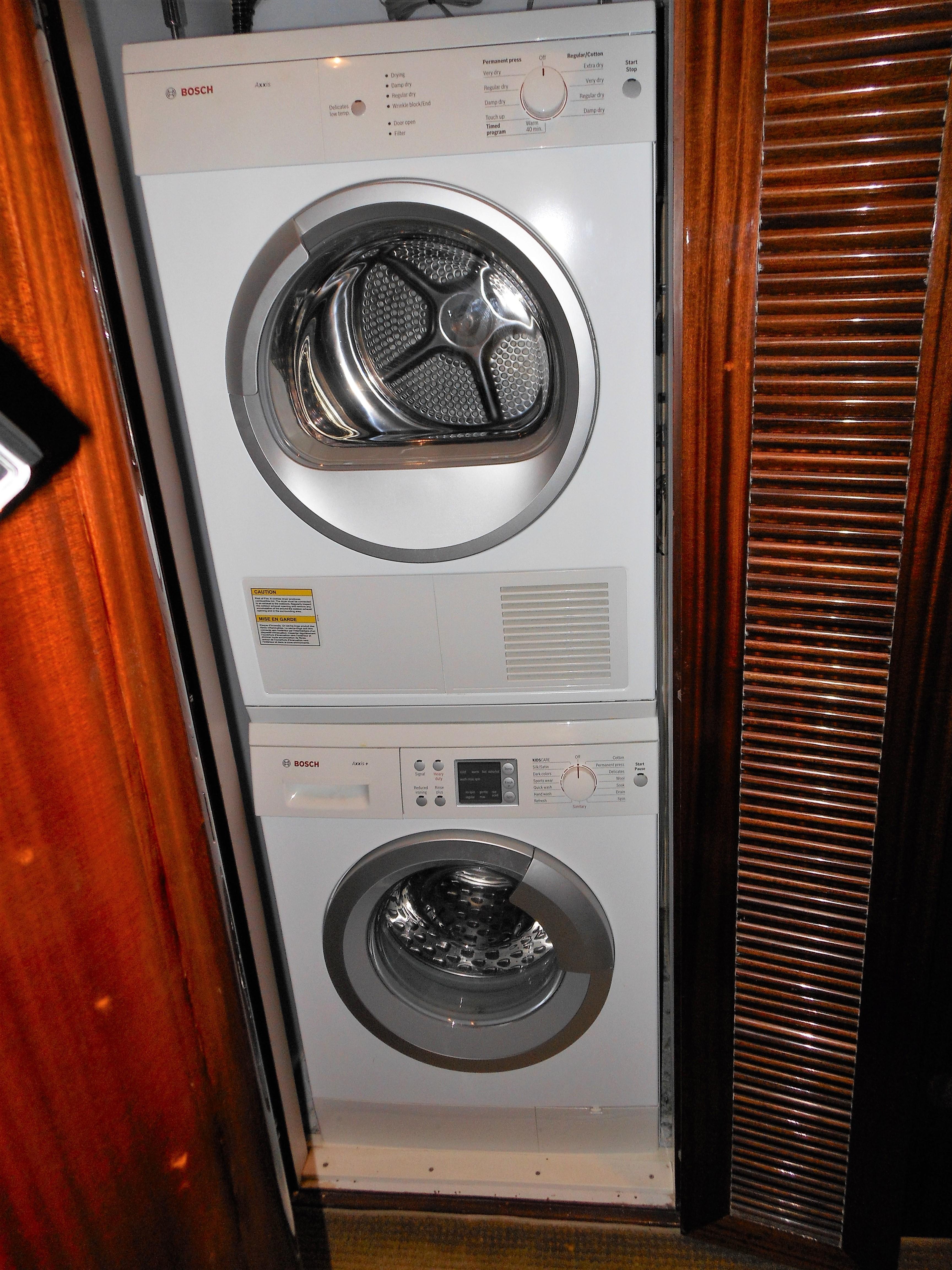58 Symbol Bosch Washer Dryer - 2011