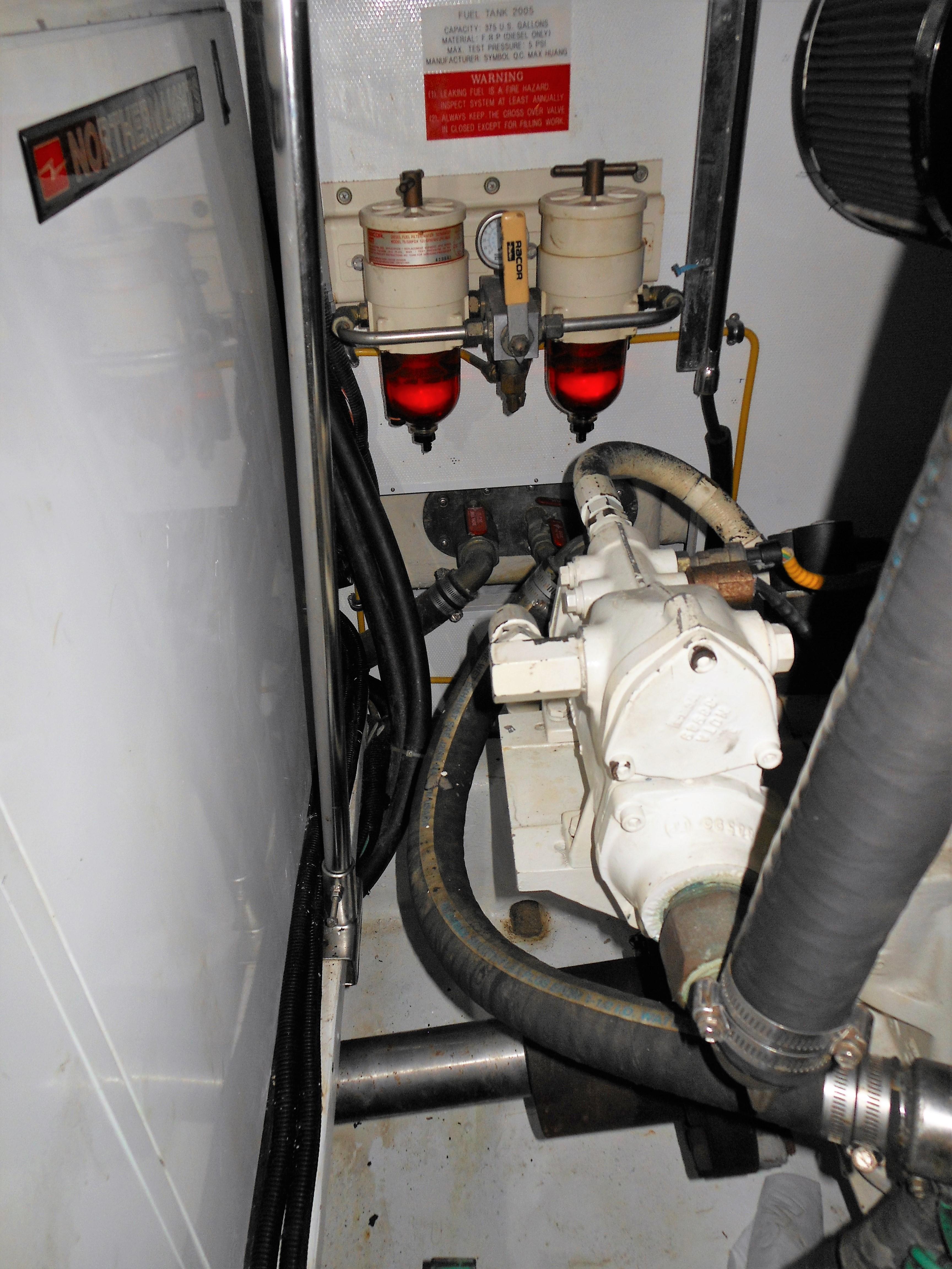 58 Symbol 20 KW Northern Lights generator