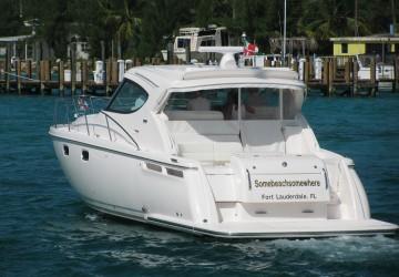 Somebeachsomewhere 45' Tiara Yachts 2011