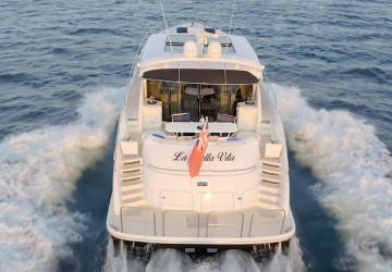 La Bella Vita 75' Millennium Super Yachts 2001