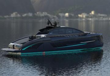 67' Lazzara Yachts 2021