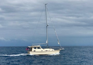 41' Island Packet 2008
