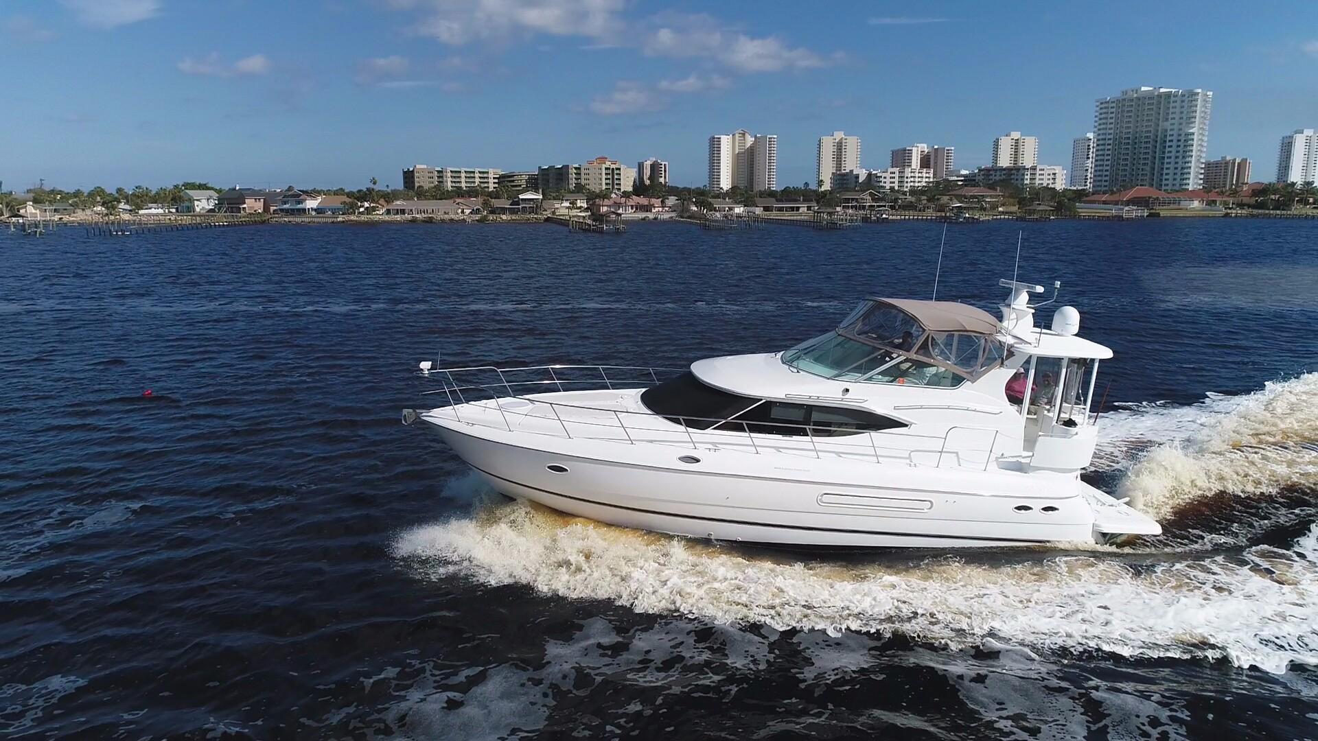 45 Cruisers Yachts 2001 Bella Vita Daytona Beach Florida