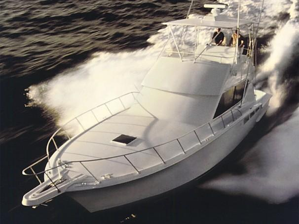 50 Hatteras Manufacturer Provided Image: 50 Convertible