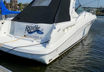 Ripple Ii 41' Sea Ray 2007