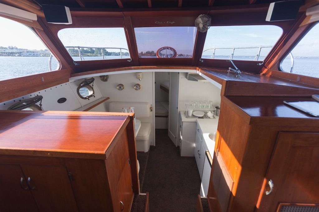 45 Chris Craft Rare Ride 1953 Lake Conroe Denison Yacht Sales