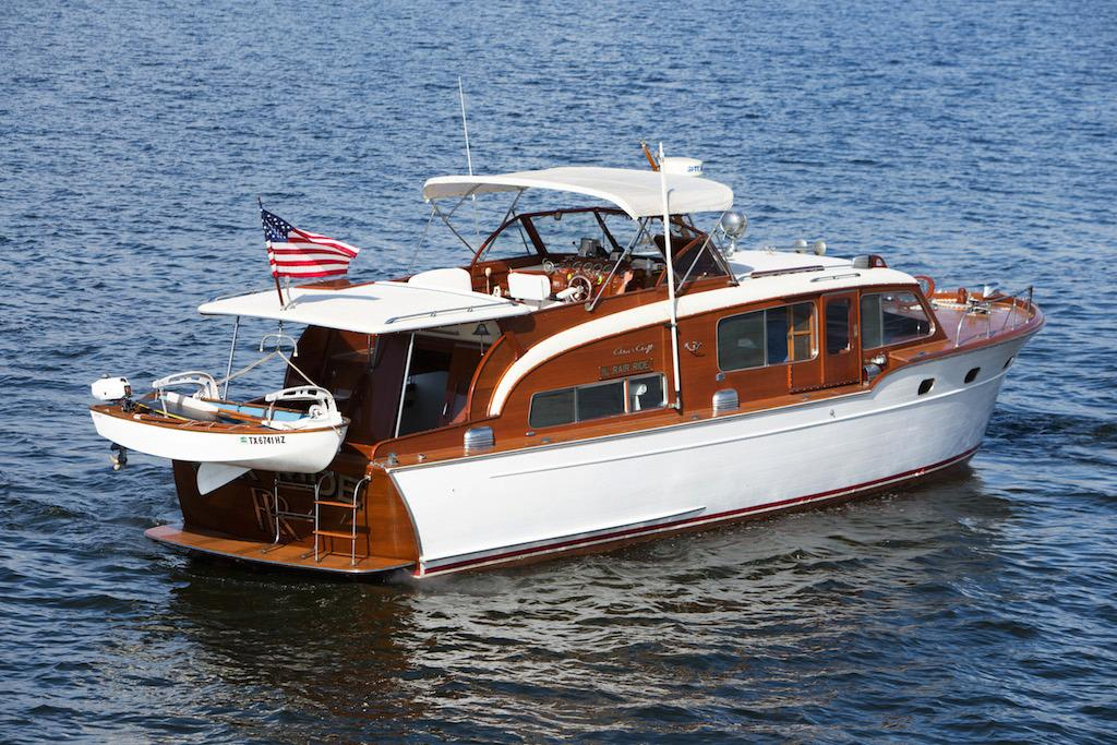 Chris Craft Boats >> 45 Chris Craft Rare Ride 1953 Lake Conroe Denison Yacht Sales