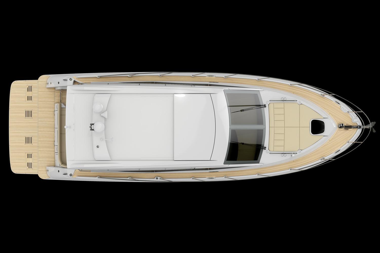 40 Sea Ray Porter II 2016 Eagle Harbor, Bainbridge Is   Denison Yacht Sales