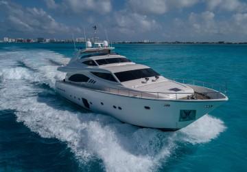 Fortis Ii 88' Ferretti Yachts 2008