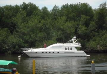 Kailani 68' Viking Sport Cruisers 2000