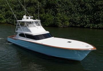 61' Custom Carolina 2008