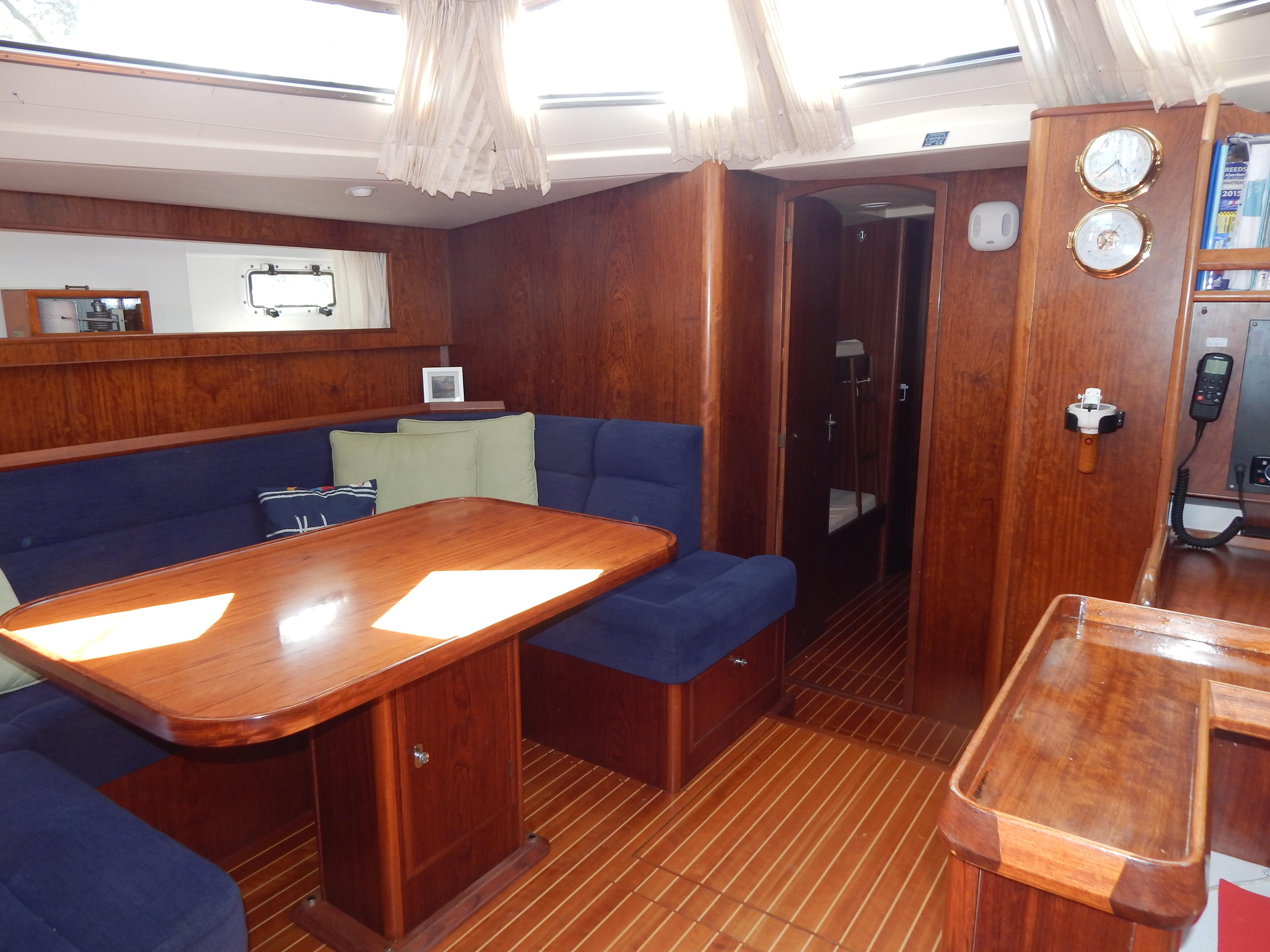 49 Nordia 1989 Ft Lauderdale   Denison Yacht Sales