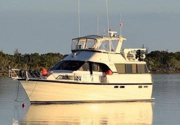 48' Ocean Yachts 1990