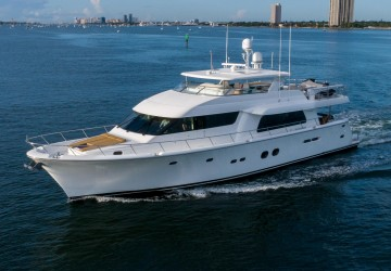 Seas The Moment 85' Pacific Mariner 2013