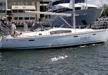 Tomkat 40' Beneteau 2008