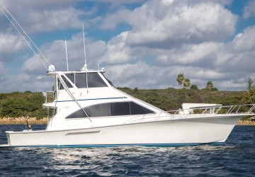 Fish Exerciser 56' Ocean Yachts 2000