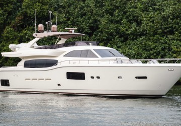 All Rumors 84' Ferretti Yachts 2015