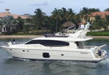 Breakaway 63' Ferretti Yachts 2009