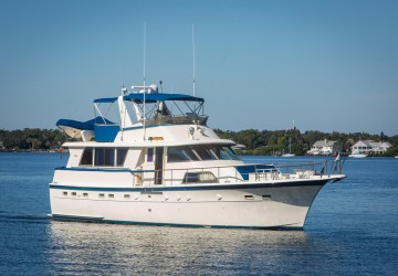 New Listing, Pictures Coming 53' Hatteras 1983