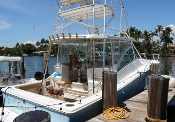 Legacy 38' Luhrs 2006
