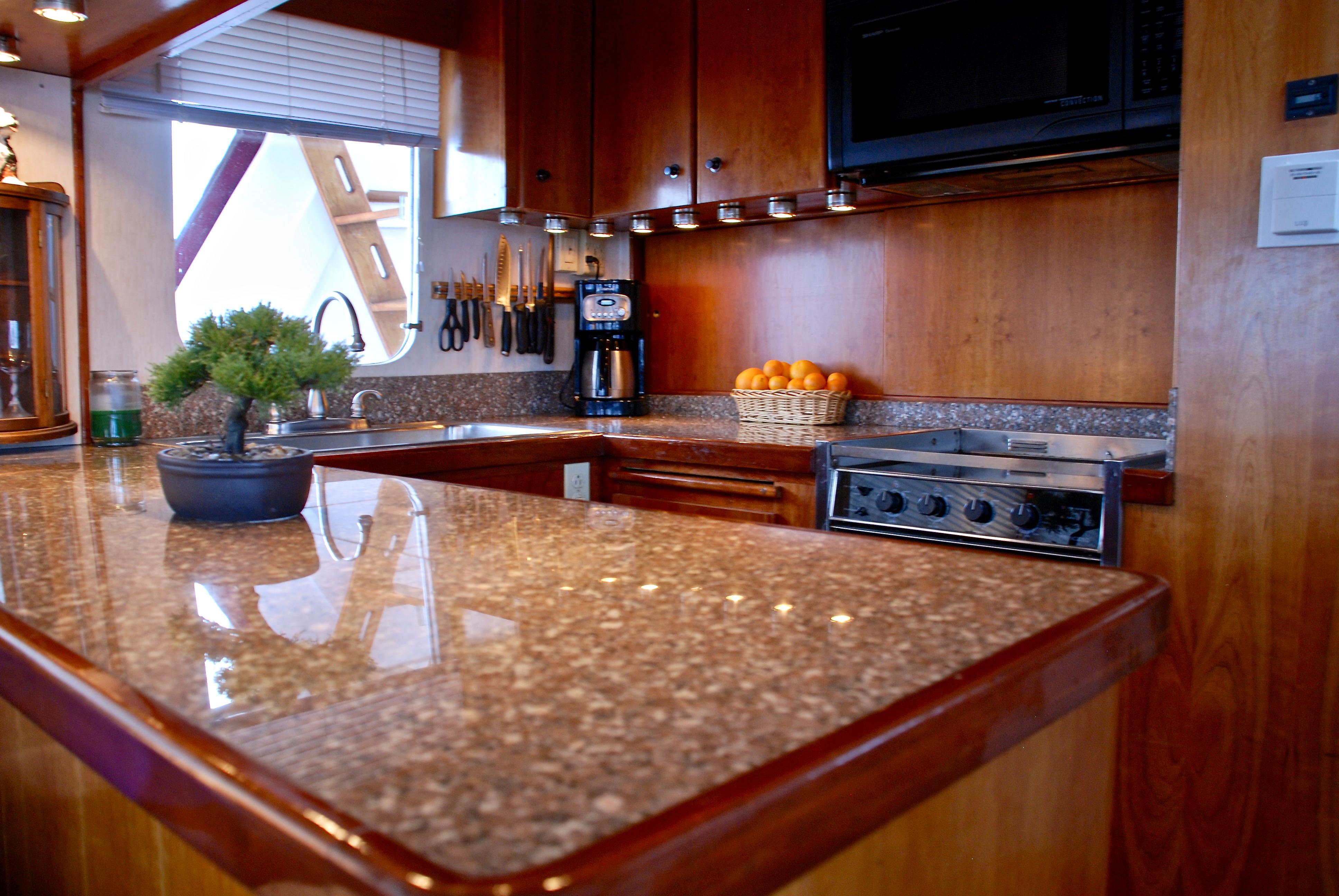 55 American Marine Gina C 1972 Port Orchard | Denison Yacht Sales