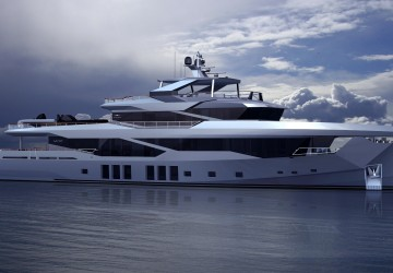 45xp Hull #1 147' Numarine 2023
