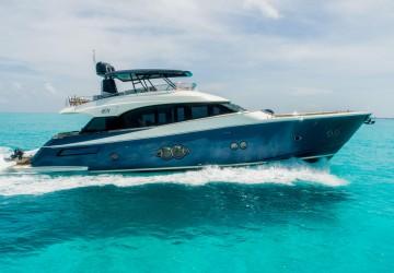 Lupo Di Mare 76' Monte Carlo Yachts 2016