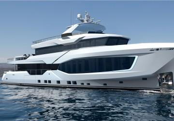 37xp Hull #3 121' Numarine 2022