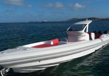 Pzero 1400 Outboard 46' Pirelli 2020