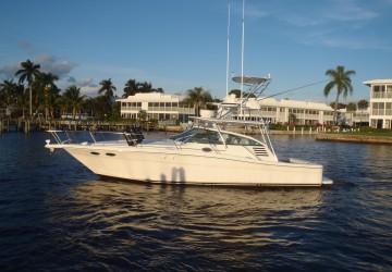 Angler Management 37' Sea Ray 1999