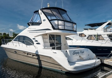 Study Hull 42' Sea Ray 2005