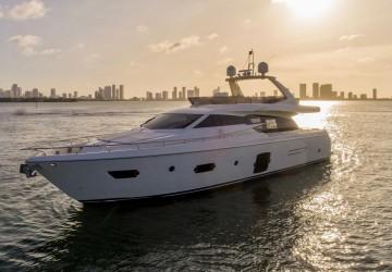 72' Ferretti Yachts 2012
