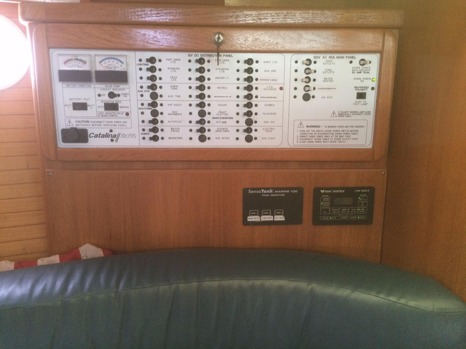 Catalina 42 Wiring Diagram Electrical Diagrams 27 2000 Celerity Long Beach California Sold On 2018 06 04 40 Sailboat