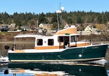 Cobia 31' Ranger Tugs 2018