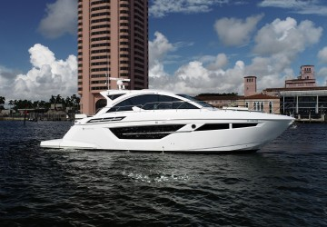 50' Cruisers Yachts 2021