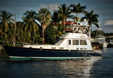 Edmond Dantes 52' Legacy Yachts 2004