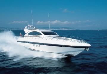 Gabriela G 72' Overmarine-Mangusta 2001